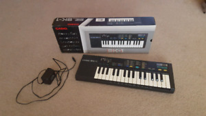 Casio sk-1 Sampler Synthesizer