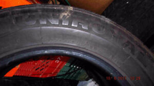 UNIROYAL TIGERPAWS 225X60X17 WINTER TIRES