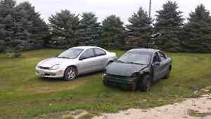 2000 chrysler neon *safetied*  looking to trade