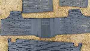 Jeep Grand Cherokee 2014 winter Mat set