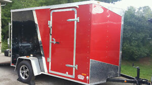6x10 Toy Hauler ..Show Quality