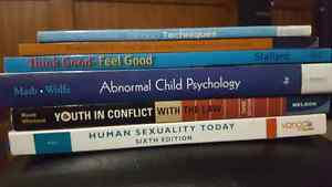 CYW and HSF Textbooks London Ontario image 1