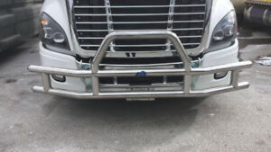 Universal Tuff  Grill Guard 15 Degree Stainless  VNL, Cascadia