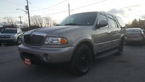 Lincoln Navigator FULLY LOADED SUV *** 4X4 *** SALE PRICED $4995