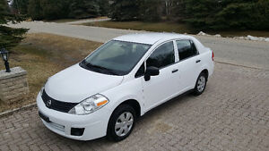 2011 Nissan Versa S, LIKE NEW, NEW SAFETY, NEW TIRES LOW KMS 81K