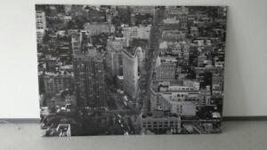 Toile murale ville New York - Meilleur Prix !!!
