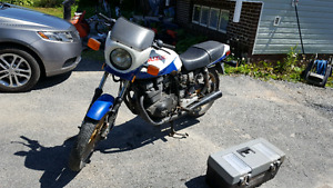 1982 suzuki  gs400e for sale