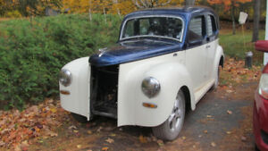 Hot Rod Ford Prefect 1949