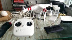 Phantom 3 Standard Drone package (lots of goodies)