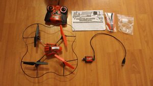 Heli Quad 2.4 helicopter (hardly used, paid over $100)