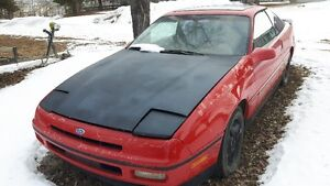 1989 Ford Probe GT Turbo, Platable-Drive it Away, $1000 obo