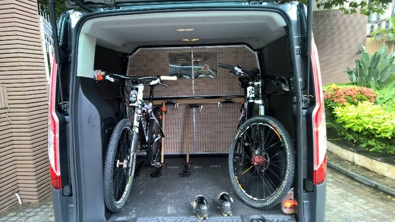 Bicycle Transport, Bicycle Recovery Service