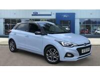 2020 Hyundai i20 1.2 MPi Play 5dr Petrol Hatchback Hatchback Petrol Manual