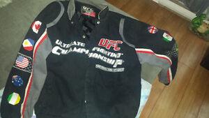 UFC  Jacket.Excellent condition. Kingston Kingston Area image 1