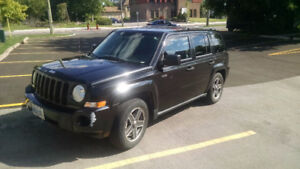 2009 Jeep Patriot North Sport 4x4 Priced to sell