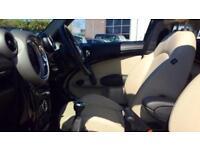 2011 Mini Countryman 2.0 Cooper S D ALL4 5dr Manual Diesel Hatchback