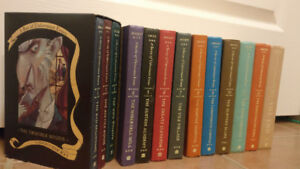 Books - Series of Unfortunate Events (Complete set of 13)