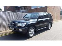 Toyota Land Cruiser Amazon 4.7 5dr V8 BRC LPG CONVERSION 2003 03 REG 157K