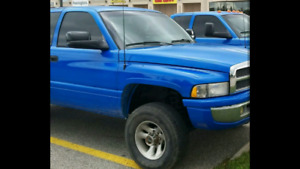 2001 cummins 24v new body