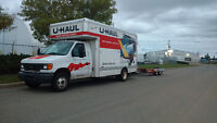 U-Haul space availability for delivery on route2Toronto Sep 27th
