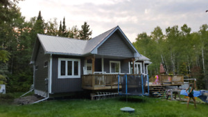 New cabin for rent pine falls