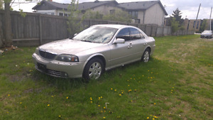 2003 Lincoln LS Parts Car