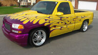 GMC **ULTRA LOW KM** ONE OF A KIND LOWRIDER/HOT ROD