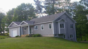 House for Sale -  on Miramichi River!   REALTORS WELCOME!