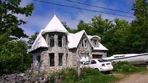 Maison a vendre lac acces 819 962 4608