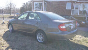 Toyota Camry 2004 LE