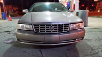 2001 Cadillac STS Berline