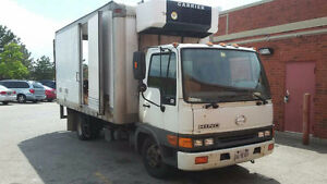 used Hino truck for sale
