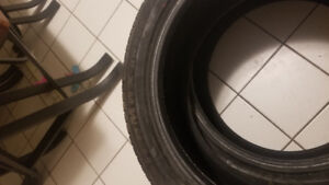 New Winter tires 215  /45r17