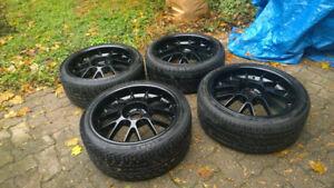 BMW 19x8.5 +38 Wheel+Tires