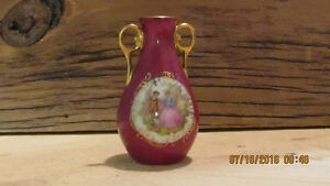 Vintage French Small Vase