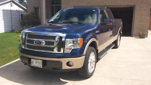 2012 F150 LARIAT Long Box