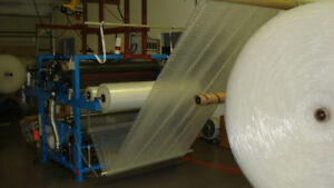 Great Offer: Industrial Bubble Wrap Machine