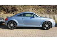 05 05 Audi TT Coupe 1.8T 225 Bhp Quattro FSH MOT DEC 18 FULL GREY HEATED LEATHER