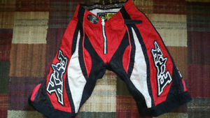 Fox racing free style shorts