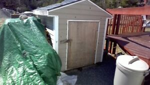 Small Shed/ Dog house/ Storage shed.