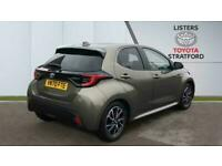 2020 Toyota YARIS HATCHBACK 1.5 Hybrid Design 5dr CVT Auto Hatchback Petrol/Elec