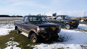 1992 F150 and 1991 F150