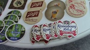 Beer Coasters, Lots of Variety, Old & New Kitchener / Waterloo Kitchener Area image 6
