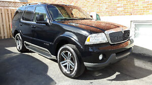 2004 Lincoln Aviator VUS