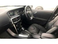 2017 Volvo V40 T2 R Design Pro Automatic With Automatic Petrol Hatchback