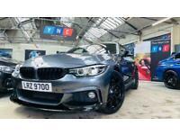 2017 BMW 4 SERIES GRAN COUPE 3.0 435d M Sport Gran Coupe Sport Auto xDrive (s/s)