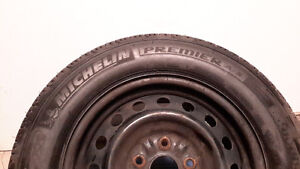 NEW! QUALITY! 205/65R15 Michelin Premier A/S on rims.