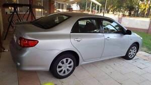 2009 Toyota Corolla Sedan Atwell Cockburn Area Preview