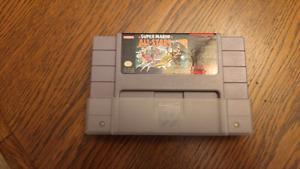 Super Mario Allstars game