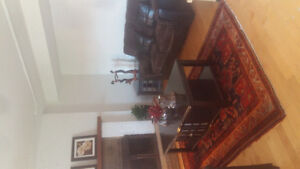 Short term FURNISHED apartment in N section of Brossard!